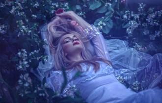 Агнежка Лорек. Эльфийская песнь
