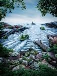 Фотография | Карл Уорнер | Findus Fishcape