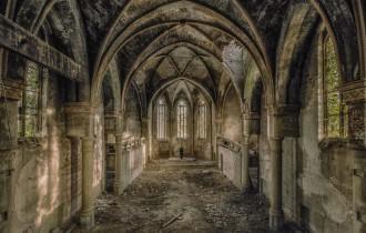 Кристиан Рихтер: красота увядания