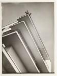 Фотография | Ласло Мохой-Надь | Xanti Schawinsky On A Bauhaus Balcony, 1926