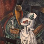 Живопись | Андре Дерен | Стол и стулья, 1912