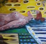Живопись | Андриус Макаре Макаревичиус | Мед, джаз, медитация
