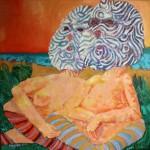 Живопись | Андриус Макаре Макаревичиус | Наблюдая солнечное затмение