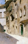 Живопись | Винченцо Кабьянка | Эффект солнца, 1870