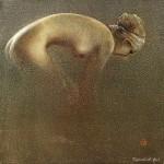 Живопись | Гиви Сипрошвили | Обнаженная, 2005