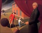 Живопись   Грант Вуд   Басня Парсона Уимса, 1939