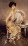 Живопись   Джованни Болдини   Портрет Риты де Акоста Лидиг, 1911
