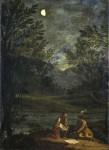 Живопись | Донато Крети | Астрономические наблюдения | Меркурий