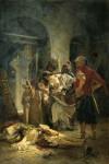 Живопись | Константин Маковский | Болгарские мученицы, 1877