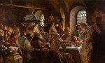 Живопись | Константин Маковский | Боярский свадебный пир, 1883
