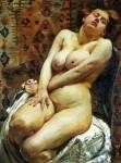 Живопись | Ловис Коринт | Нана, 1911