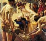 Живопись | Ловис Коринт | Саломея, 1900