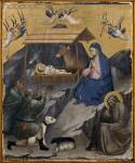 Живопись | Мариотто ди Нардо | Рождество, около 1385