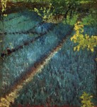 Живопись | Михаил Ларионов | Сад, 1904