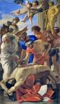 Живопись | Никола Пуссен | Мученичество святого Эразма, 1600-04