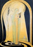 Живопись | Нина Волкова | Благовещение, 1997