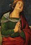 Живопись | Перуджино | Св. Флавия, около 1500