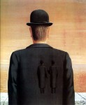 Живопись | Рене Магритт | Дух путешествий, 1962