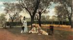 Живопись | Сильвестро Лега | На вилле Поджо Пьяно, 1885