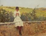 Живопись | Телемако Синьорини | На холмах Сеттиньяно