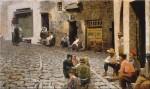 Живопись | Телемако Синьорини | Развлечения в Риомаджоре