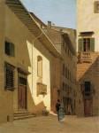 Живопись | Телемако Синьорини | Санта Мария ди Барди, 1870