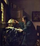 Живопись | Ян Вермеер | Астроном, 1668
