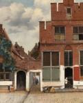 Живопись | Ян Вермеер | Маленькая улица, 1657-58