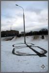 Стрит-арт | Паша 183 | Очки, 2009