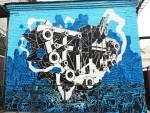 Стрит-арт | Mariusz Waras aka M-City