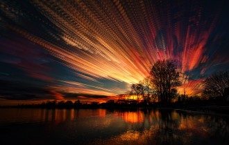 Мэтт Моллой: фотограф, рисующий небо