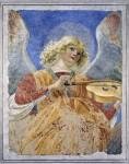 Фреска | Мелоццо да Форли | Ангел с виолой, около 1480