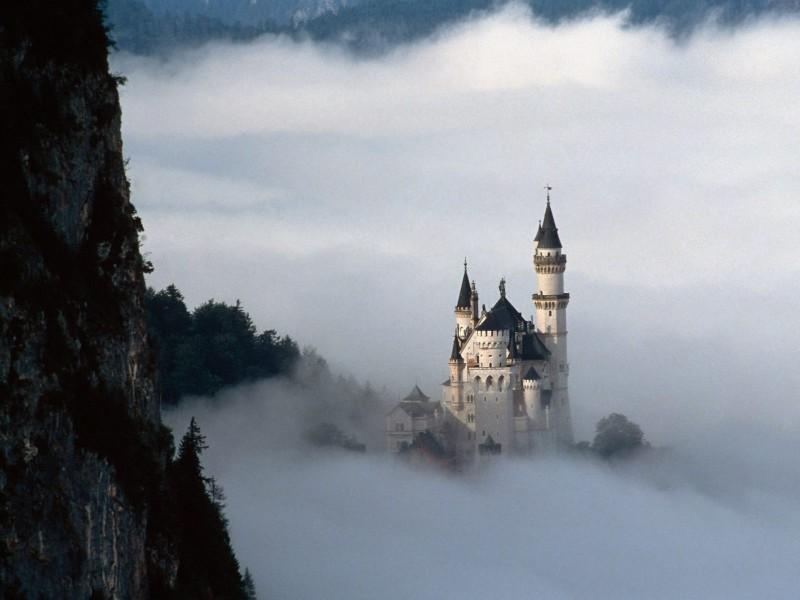 Нойшванштайн - Лебединый замок
