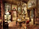 Архитектура | Лебединый замок | Столовая (почтовая открытка, конец XIX века)