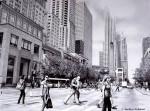 Графика | Андрей Полетаев | Великолепная Миля (Чикаго)