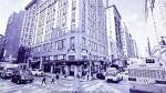 Графика | Андрей Полетаев | Мэдисон Авеню (Нью-Йорк)