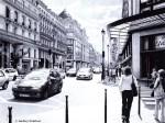 Графика | Андрей Полетаев | Парижская Улица