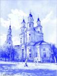 Графика | Андрей Полетаев | Солнечныи День (Калуга)