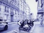 Графика | Андрей Полетаев | Улицы Парижа