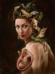 Живопись | Александра Манукян | Богиня амфибия