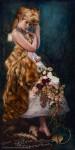 Живопись | Александра Манукян | Жертвоприношение на алтарь тщеславия