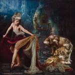Живопись | Александра Манукян | Кто зверь?