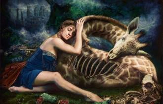 Александра Манукян - экзотические миры