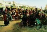 Живопись | Владимир Маковский | В полдень, 1879