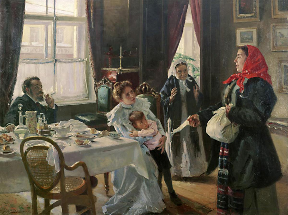 Image result for Владимир Маковский. «Ночлежники