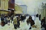 Живопись | Владимир Маковский | Ночлежники (Ночлежный дом в Москве), 1889