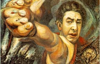 Хосе Давид Альфаро Сикейрос: Коммунистический манифест