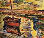 Живопись   Жорж Брак   Гавань, 1906