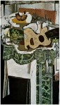 Живопись   Жорж Брак   Камин, 1925