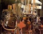 Живопись | Жорж Брак | Студия II, 1949
